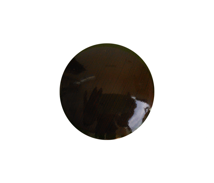 Ručica dugme - wenge