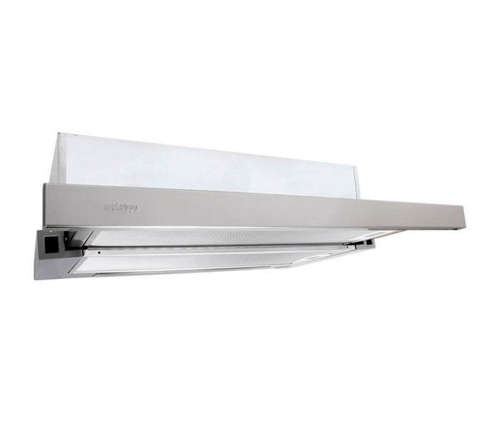 Aspirator mekappa Slimlux CA10-60XG inox