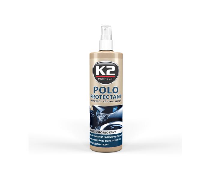 Mleko za čišćenje kokpit Polo,350ml K2