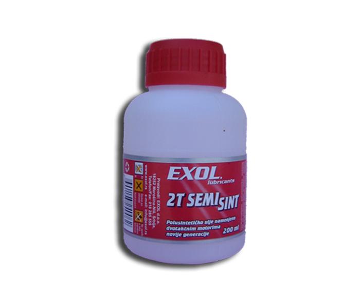 Exol 2T Semi Sint 0.2