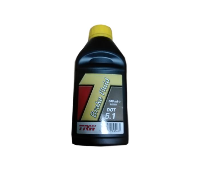 Ulje za hidraulične kočnice DOT 5.1 1/1l TRW