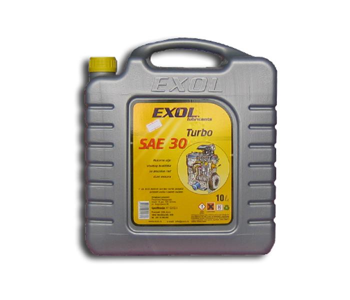Exol Turbo SAE 30 10/1