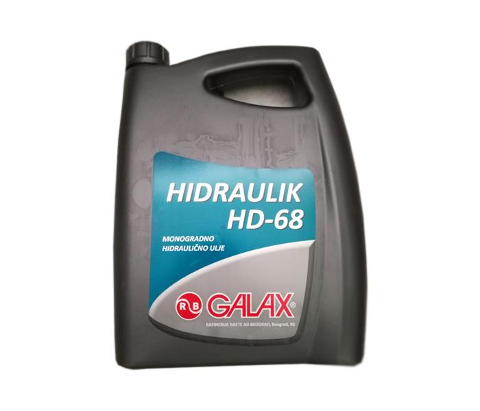 Ulje za hidrauliku Galax HD 68 4/1