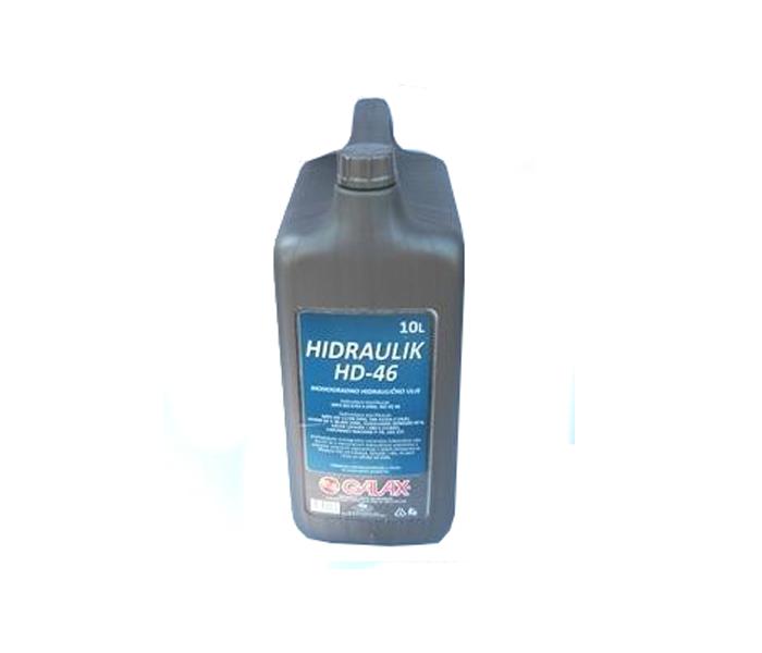 Ulje za hidrauliku Galax HD-68 10/1