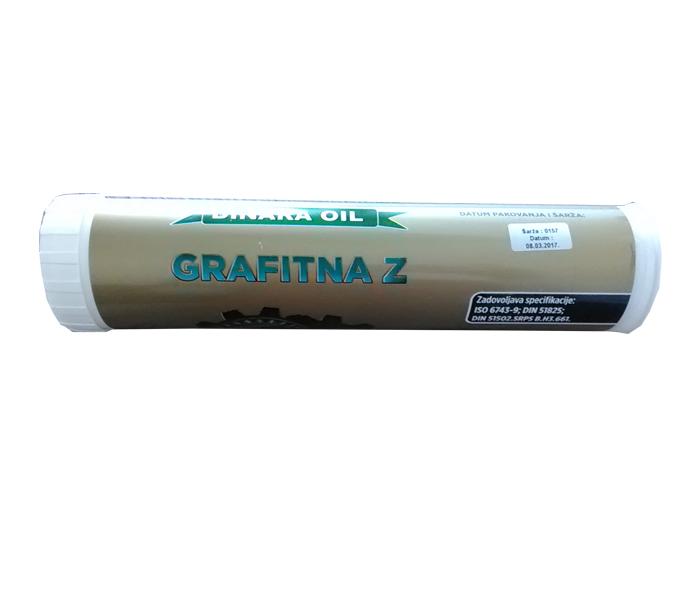 Mast grafitna Z, 0,4kg Azmol