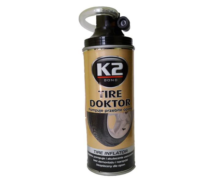 Sprej za brzo punjenje guma Tire Doctor K2