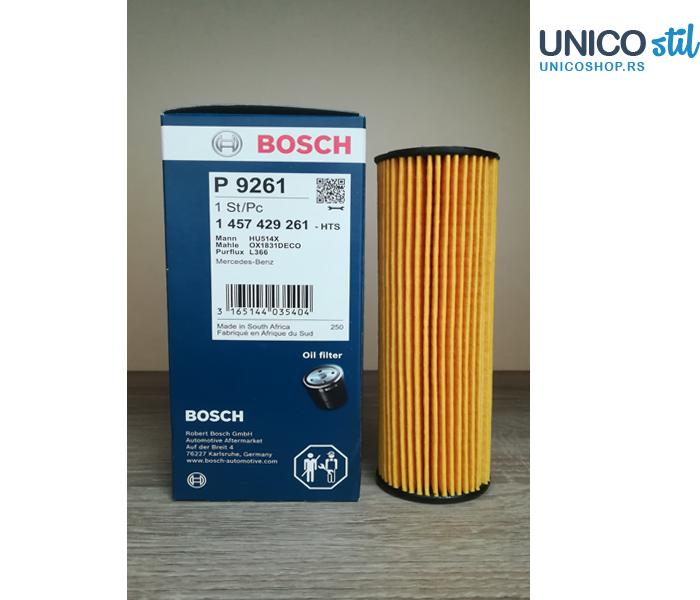 Filter ulja 1457429261 Bosch