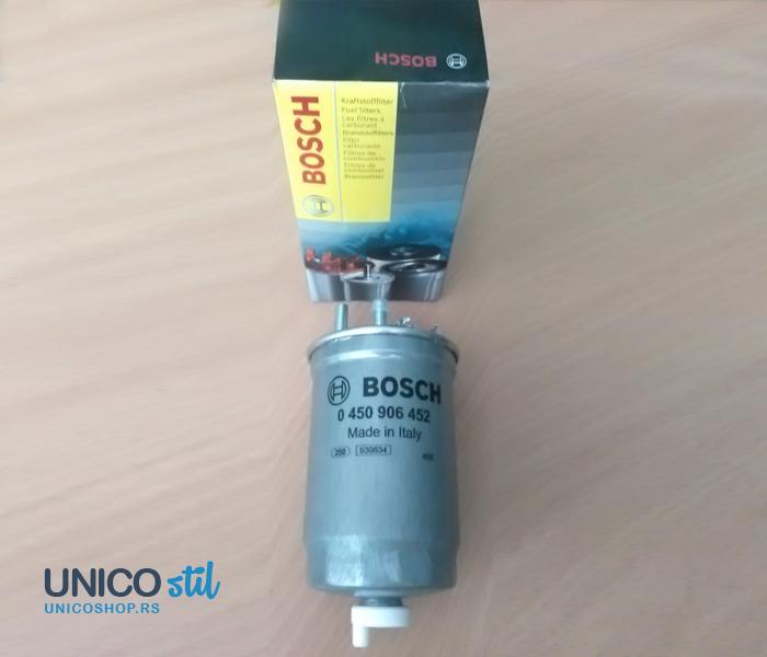 Filter goriva 0450906452 Bosch