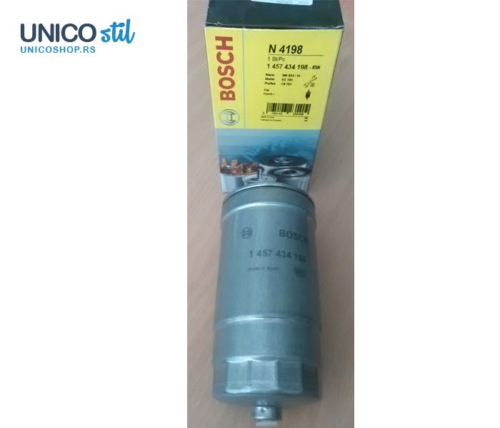 Filter goriva 1457434198 Bosch