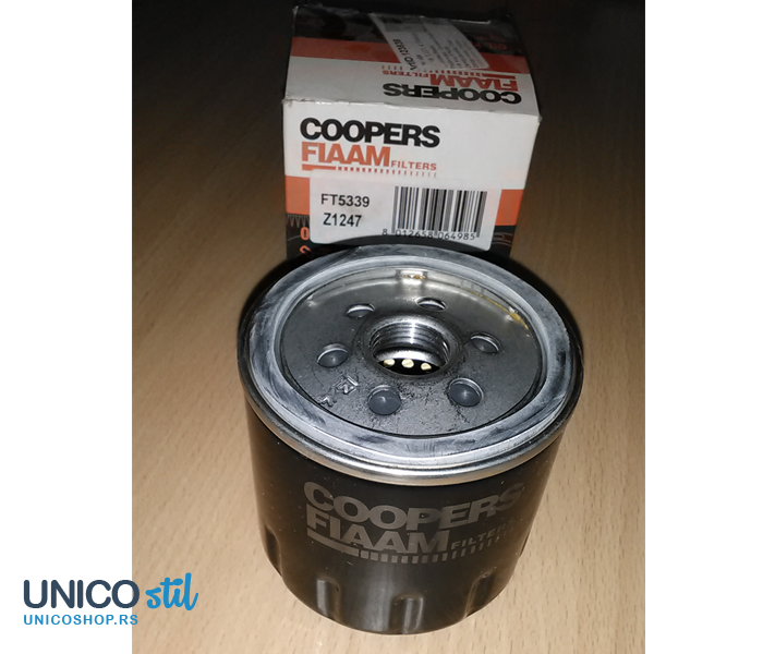 Filter ulja FT5339 Coopers
