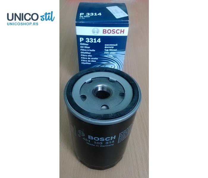 Filter ulja 0451103314 Bosch