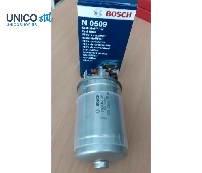Filter goriva 0986450509 Bosch