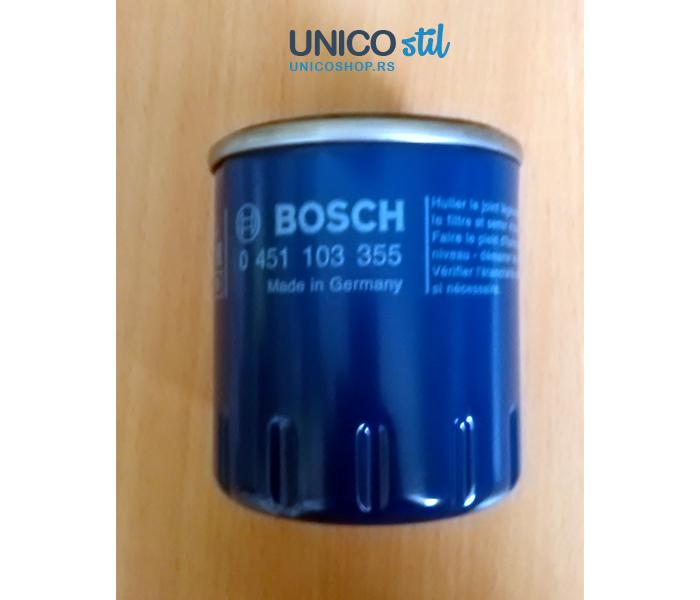 Filter ulja 0451103355 Bosch