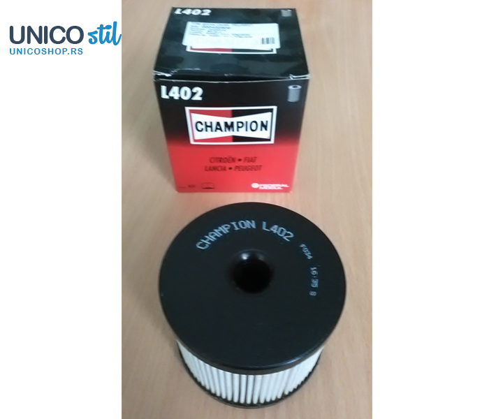 Filter goriva L402/606 Champion (1457070000 Bosch)