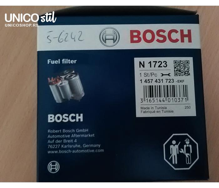 Filter goriva 1457431723 Bosch