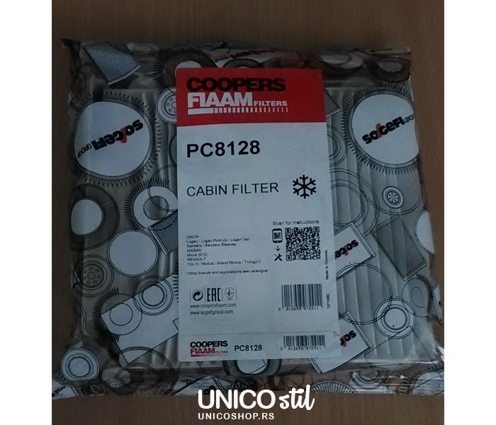 Filter kabine PC8128 Coopers