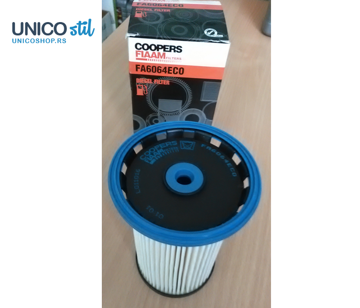 Filter goriva FA6064ECO Coopers (F026402809Bosch)