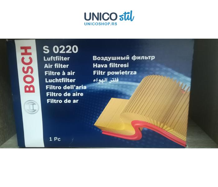 Filter vazduha Citroen C3 1.4/1.6 HDI Bosch