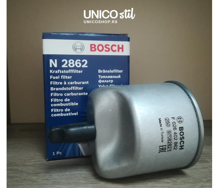 Filter goriva Peugeot 308 1.6 HDI Bosch F
