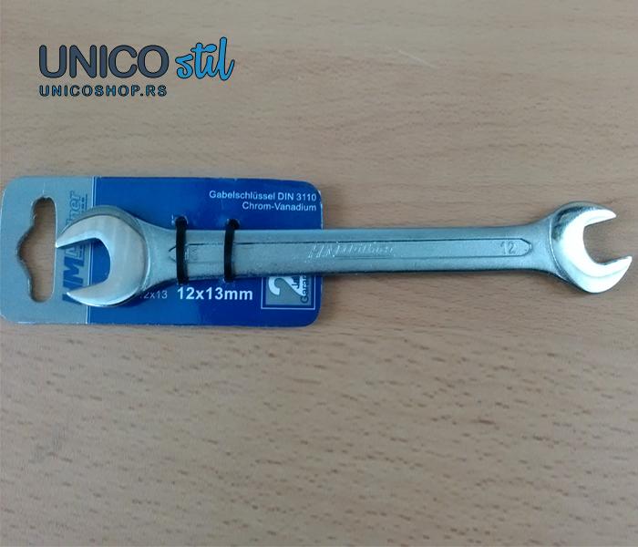 Viljuškasti ključ 12-13mm