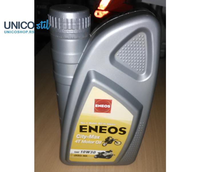 Eneos City-Max 4T 10W30 1/1 za motocikle