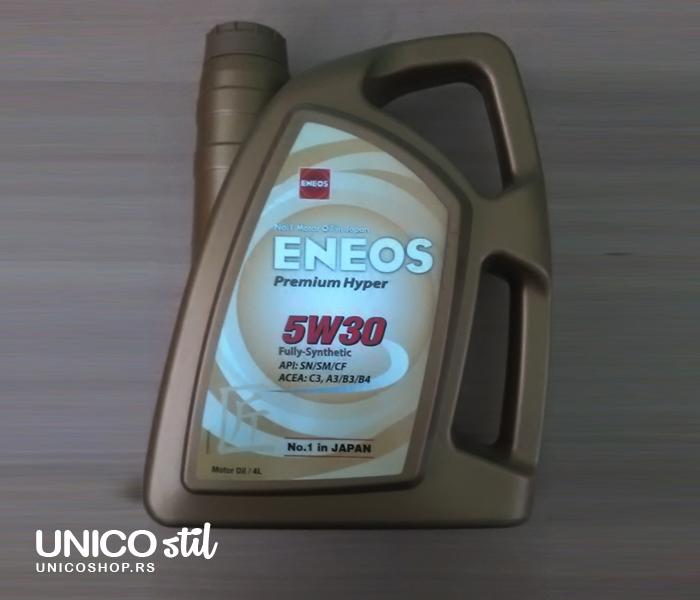 Eneos premium hyper 5W30 4/1