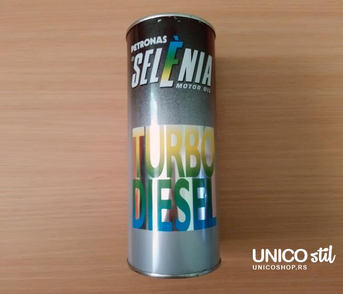 Selenia turbo disel 10W40 synth 1L