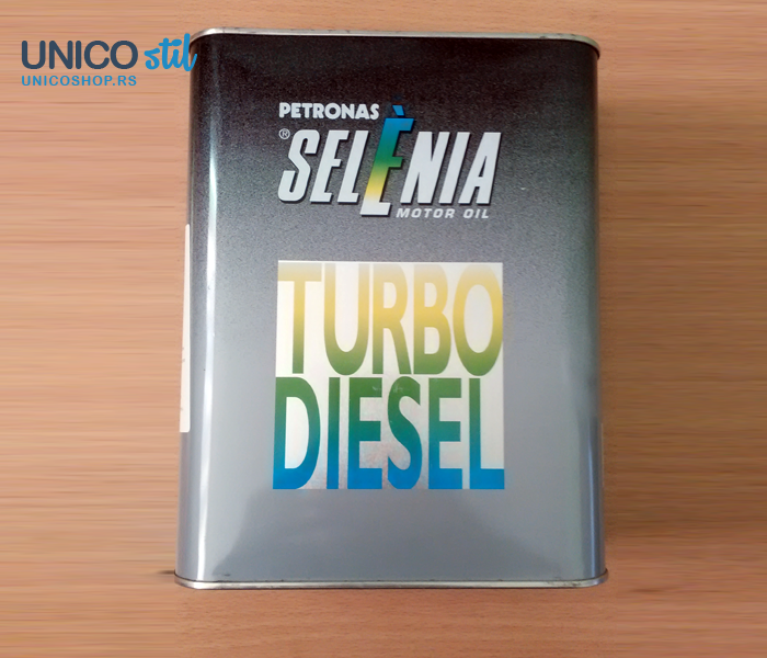 Selenia turbo disel 10W-40 synth 2L
