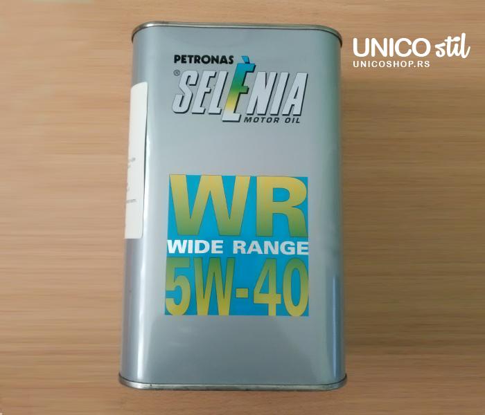 Selenia WR disel 5W40 synth 1L