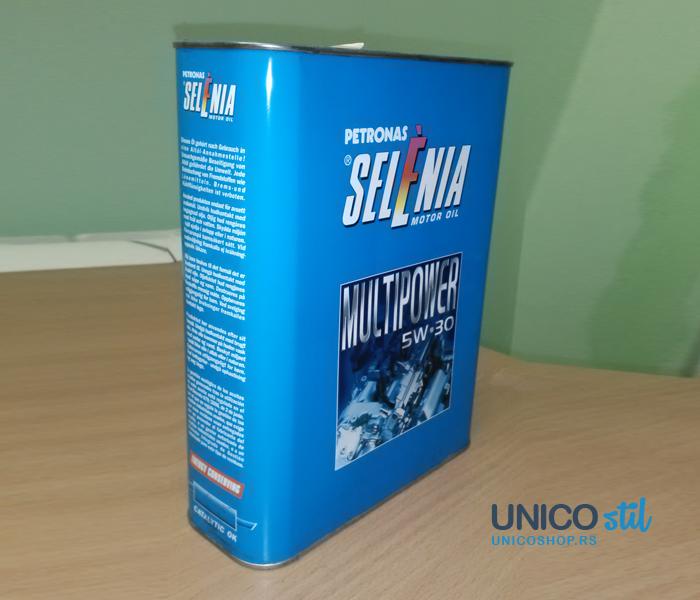Selenia performer multi power 5W30 synth 2L