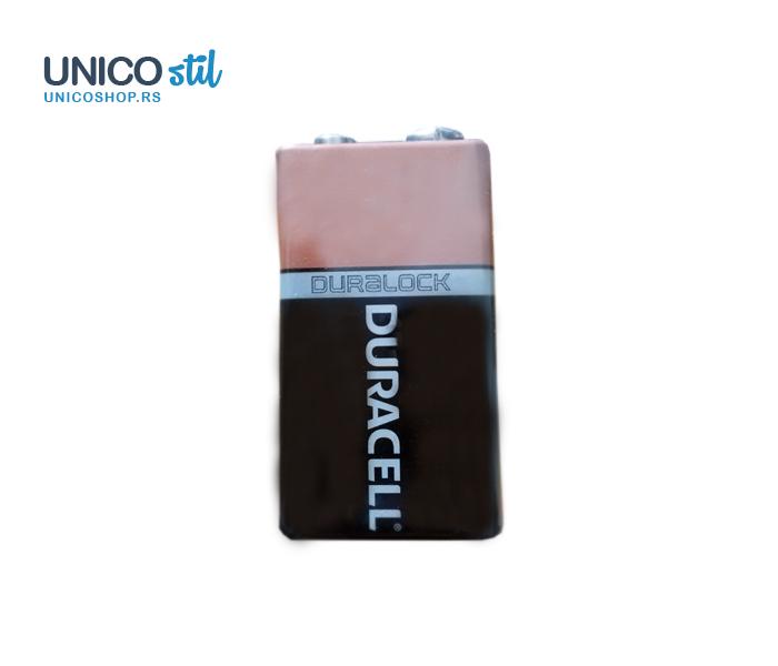 Baterija Duracell Basic 9V 1kom
