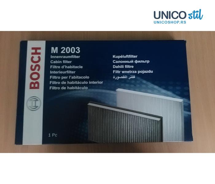 Filter kabine 1987432003 Bosch